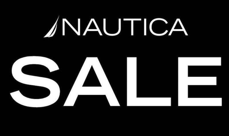 Discount SALE at Nautica