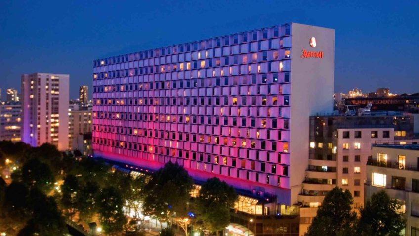 marriott sale hotels europe paris