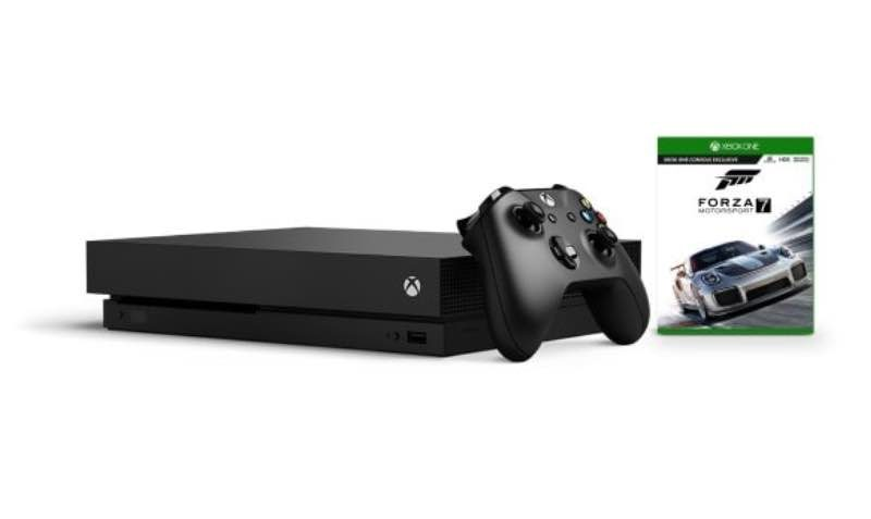 Xbox One X 1TB Console with Forza Motorsport 7