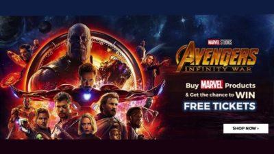avengers tickets jumia