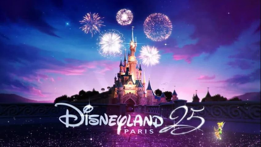 disneyland paris 25 anniversary travel package