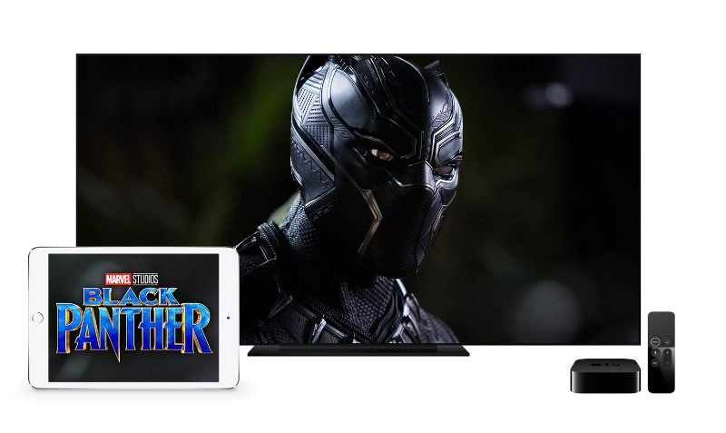 Black Panther on iTunes Mac Appstore
