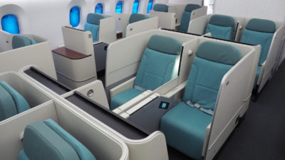 korean air business prestige promotions