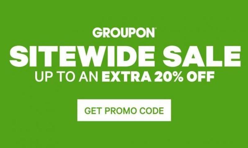Promo Code at Groupon