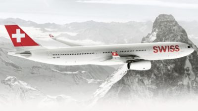 SWISS Business Class DEALS on Swiss Airlines