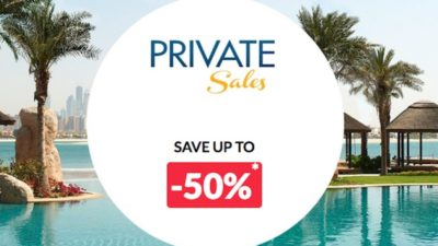 Upto 50% Off Discount SALE at Accor Hotels