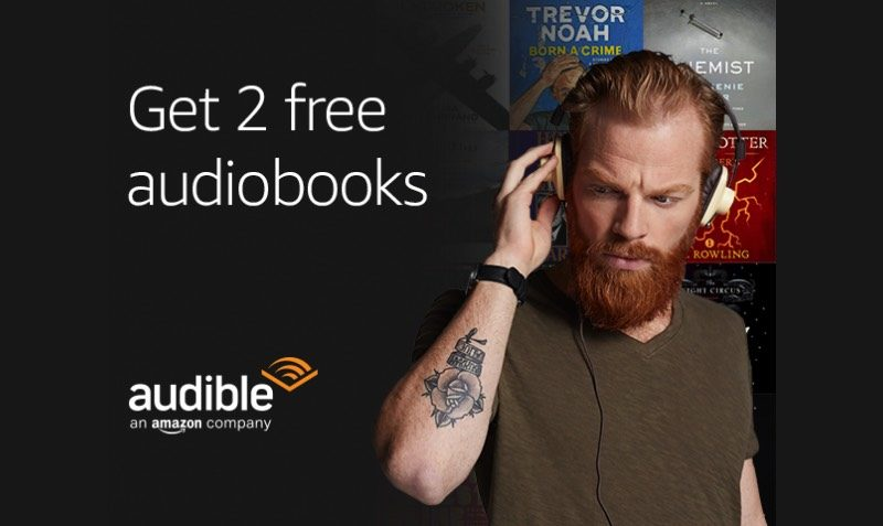 free audible amazon audio books