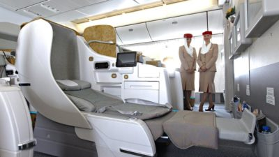 Business Class SALE on Emirates Airlines