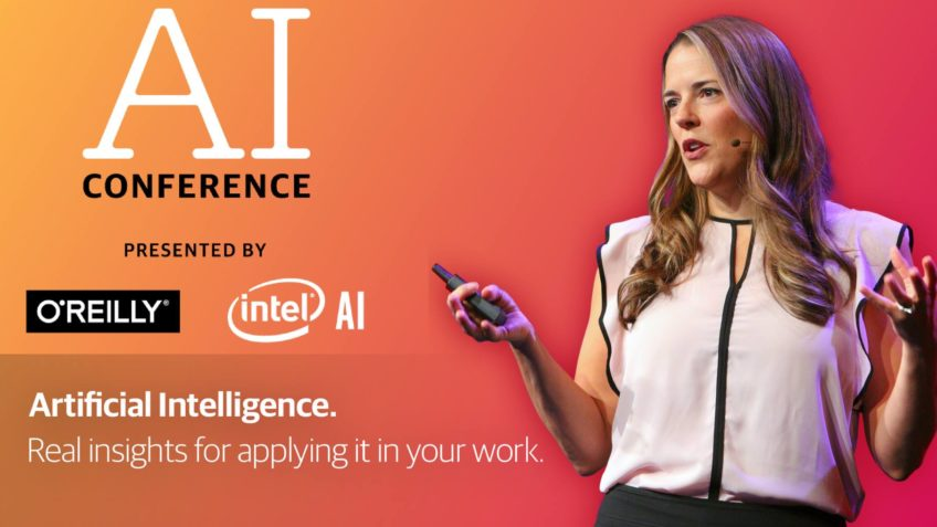 oreilly promo code ai artificial intelligence conference san francisco