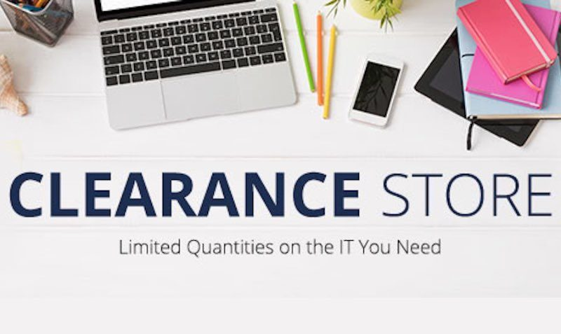 CLEARANCE SALE at Newegg Business, While Supplies Last.