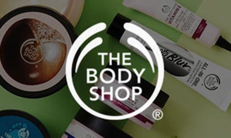 Discount Coupon at the Body Shop