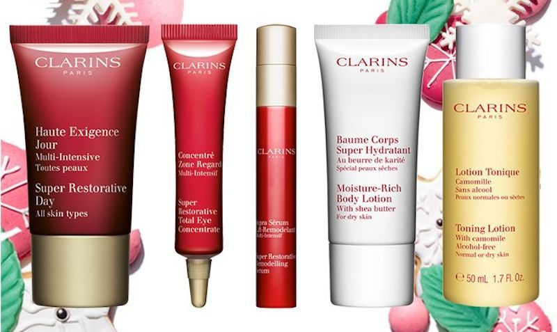 FREE 5-Piece Gift at Clarins