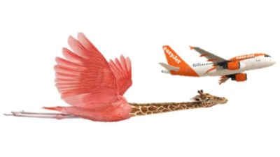 GoRoam DEAL with Three at easyJet