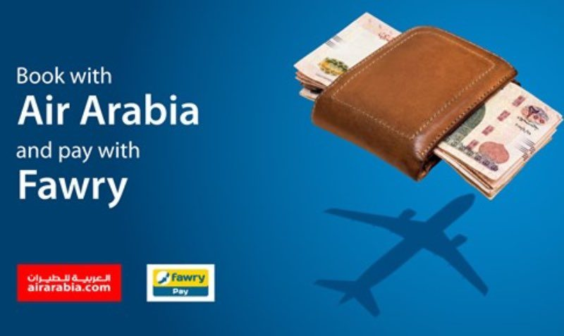 air arabia fawry