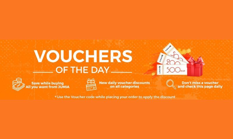 jumia voucher coupon discount code