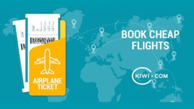 Book Your Flight Now at Kiwi.com