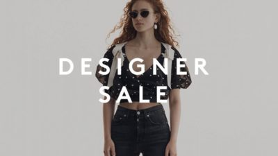 Designer SALE at Barneys New York