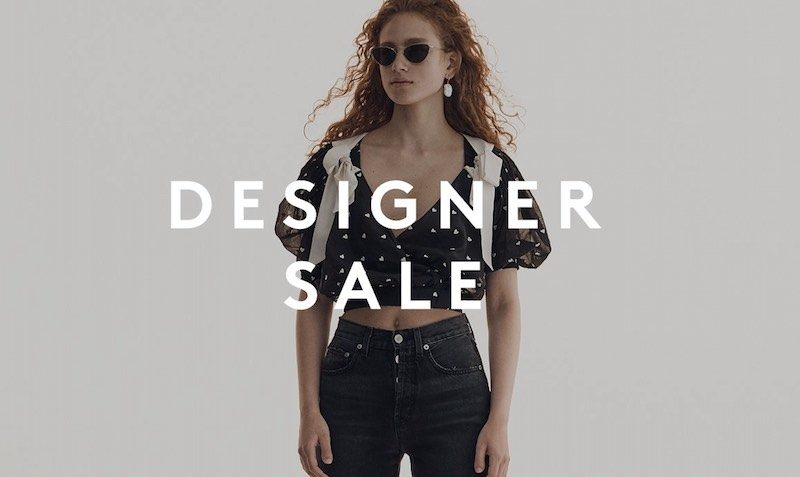 Designer SALE at Barneys New York