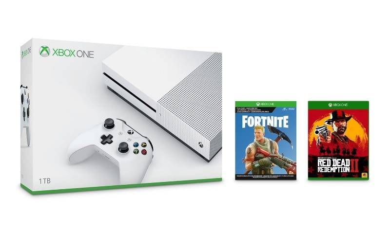 Get Red Dead Redemption 2 with any Xbox one console Now from $349 at Microsoft Store Australia