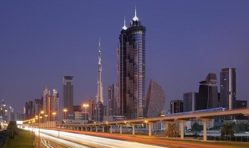JW Marriott® Marquis Hotel Dubai