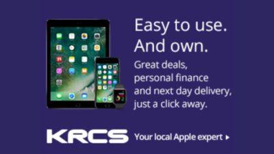 SALE at KRCS Apple Premium Reseller