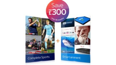 Sky HD and Sky Sports HD for free