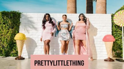 Upto 70% OFF Discount SALE at PrettyLittleThing