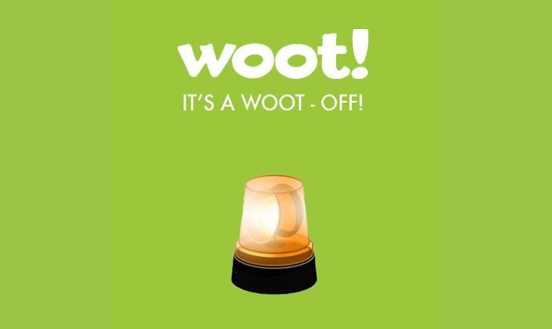 Woot-Off! Discount SALE at Woot!