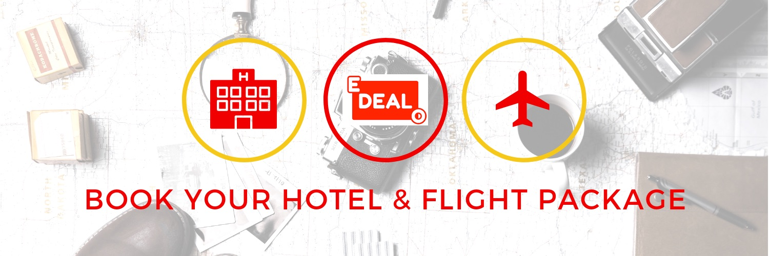 Book Your Own Travel Package