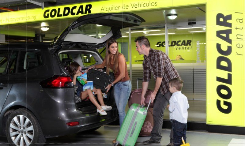 Discount Coupon at Goldcar