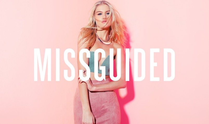 Discount Coupon at Missguided