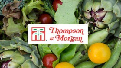 Discount Coupon at Thompson & Morgan
