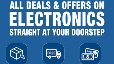 Discount SALE at Jumbo Electronics