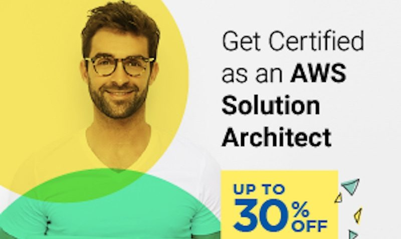 ENROLL at AWS Solution Architect Associate Certification Training Program at Simplilearn