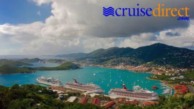 Exclusive Cruises DEALS at CruiseDirect