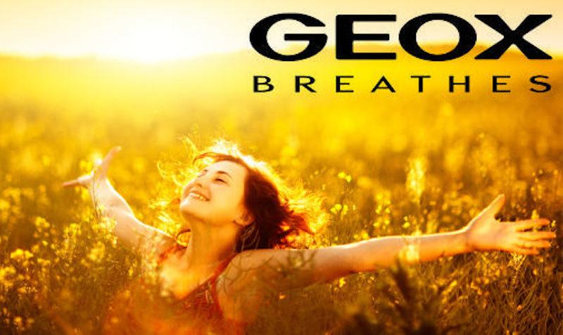 GEOX discount sale promo code