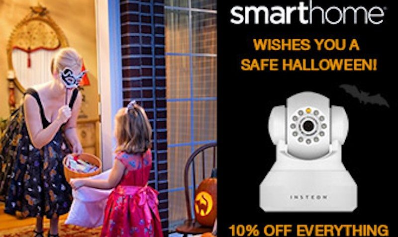 Halloween Coupon Code at Smarthome.com