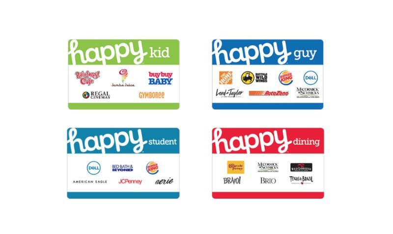 LAUNCH at Giftcards.com