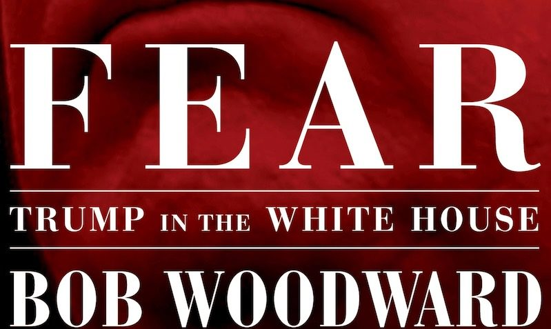 PREORDER Fear: Trump in the White House at Amazon
