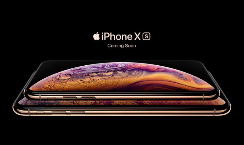 PREORDER THREE Iphone XS