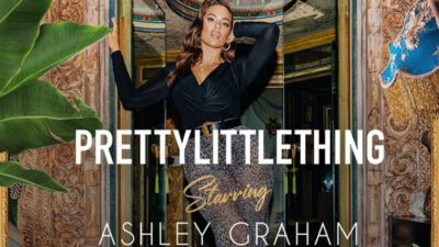 PrettyLittleThing starring Ashley Graham is here!