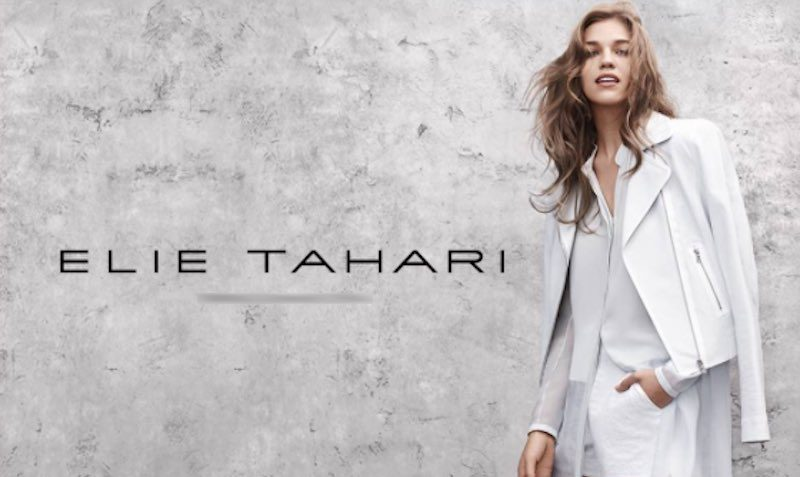 Promo Code at Elie Tahari