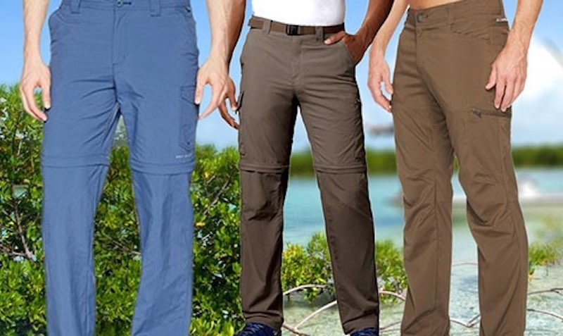 Sale on Columbia Men's Pants- Up to 62% Off at Woot!