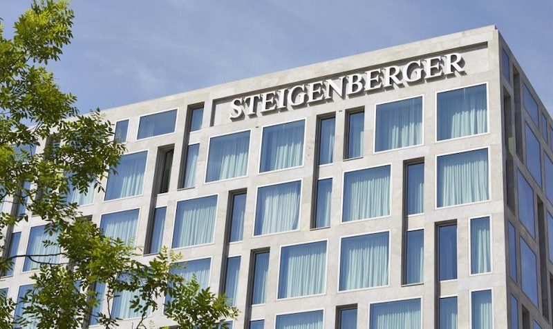 Steigenberger Hotel Berlin und das Steigenberger Hotel Am Kanzleramt
