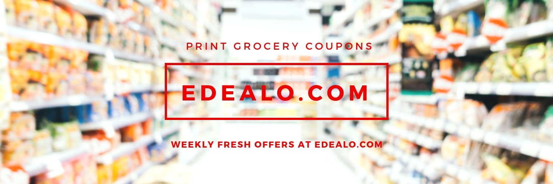 WEEKLY FRESH GROCERY COUPONS USA EDEALO.COM