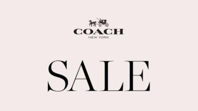 coach sale discount prom code