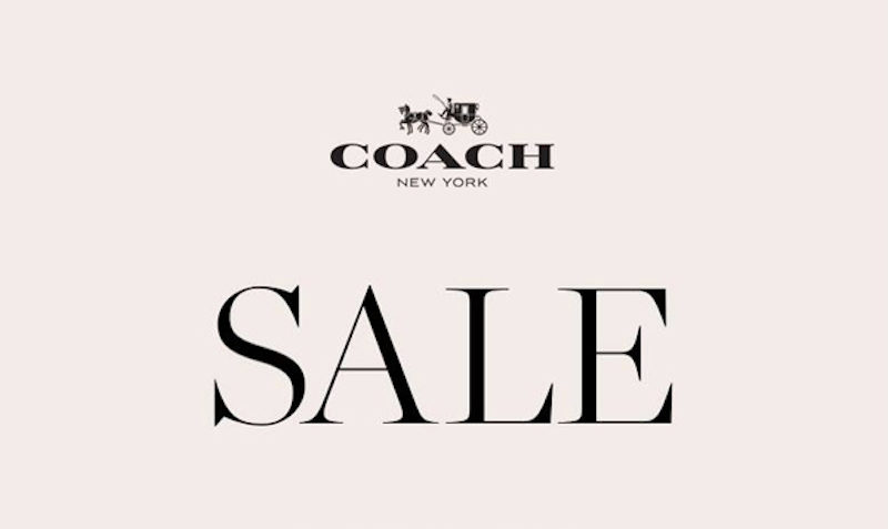 coach sale discount prom code