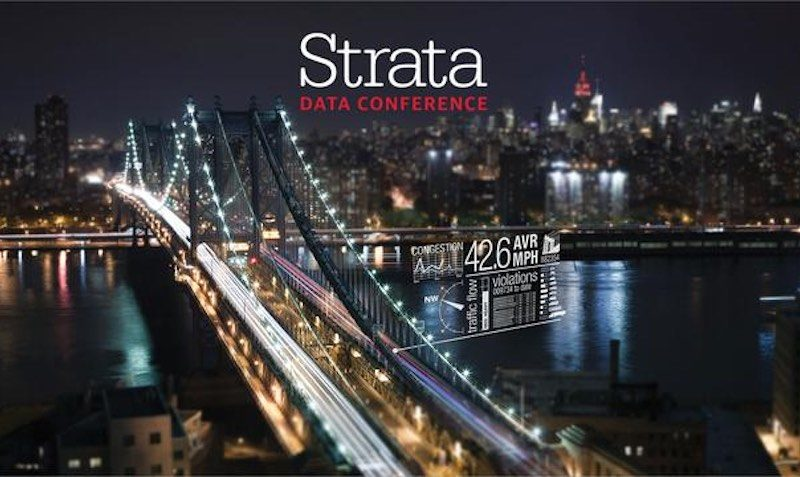 20% Off Promo Code for O'Reilly Strata Data Conference San