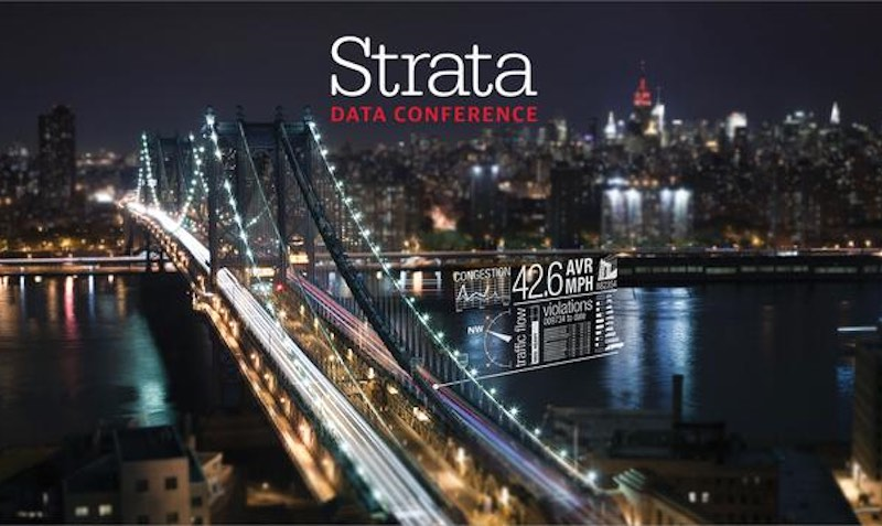 20% O'Reilly Promo Code for Strata Data Conference San Francisco 2019