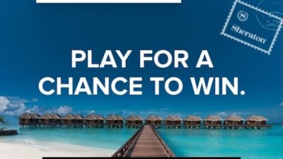 29 Ways to Stay Sweepstakes at Marriott Hotels